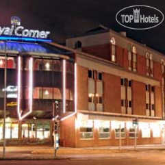 Best Western Hotel Royal Corner 4*