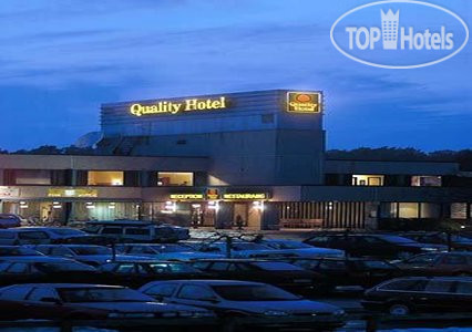 Quality Hotel Vaxjo 3*