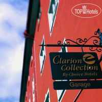 Фото отеля Clarion Collection Hotel Grand Sundsvall 3*