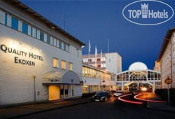 Quality Hotel Ekoxen, Linkoping 3*