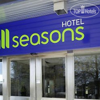 Фото отеля All Seasons Stockholm Jarva 3*