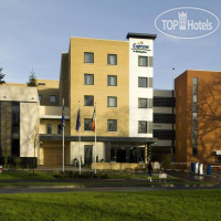 Фото отеля Holiday Inn Express Dublin Airport 3*