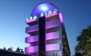 Club Sun Heaven Sea Bird Beach  4*