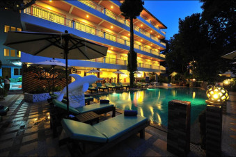 Tri Trang Beach Resort by Diva Management 4*