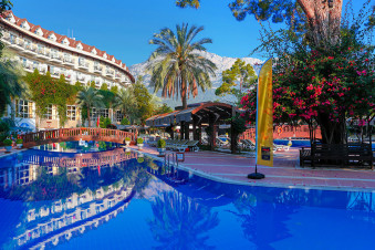 Alkoclar Exclusive Kemer Hotel 5*