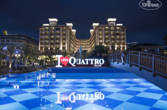 Quattro Beach Spa & Resort 5*