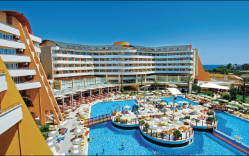 Alaiye Resort & Spa Otel 5*