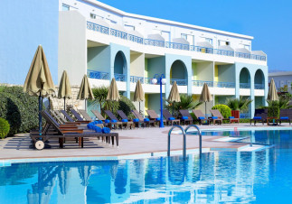 Mythos Palace Resort & Spa 4*