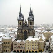 Топ 10 отелей в центре Праги (Чехия)