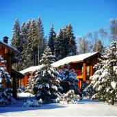 Топ 10 отелей Подмосковья для отдыха зимой