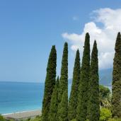 Топ 10 отелей Абхазии для семейного отдыха