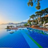 Топ 10 отелей Турции с большими бассейнами