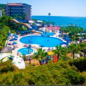 Топ 10 отелей Аланьи (Турция) 3 и 4*