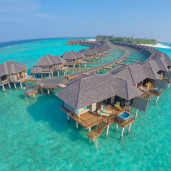Топ 10 отелей Мальдивских островов за пределами Мале