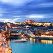 Топ-10 отелей Праги категории 3* рядом с историческим центром