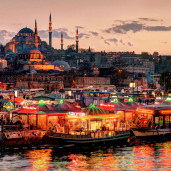 Топ-10 бутик-отелей Стамбула