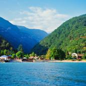 Топ-10 отелей Абхазии за 2016 год