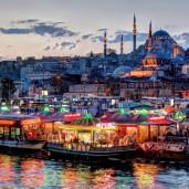 Топ-10 отелей Стамбула для романтического отдыха