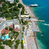 Топ-10 отелей Ялты для семейного отдыха