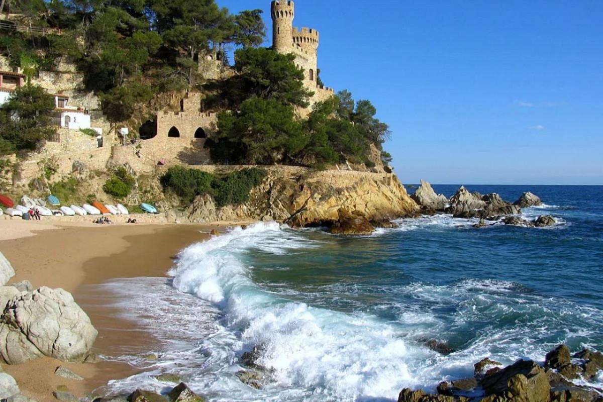 Картинки с испанией вид моря, шаблоны открытки