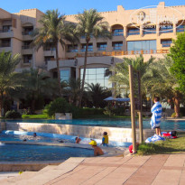 Intercontinental Aqaba 5* - Фото отеля