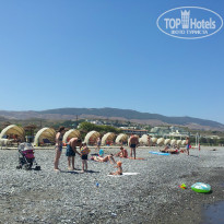 Фото отеля Kipriotis Village Resort 4* пляж отеля