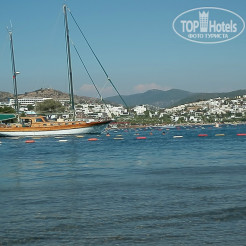Пляж WOW Bodrum Resort