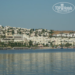 Отель WOW Bodrum Resort