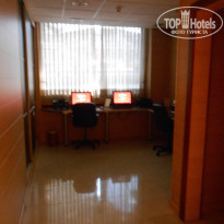 Фото отеля City House Florida Norte Madrid Hotel 4* Интернет-комната