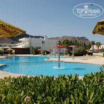 Фото отеля Kolymbia Beach 4* бассейн