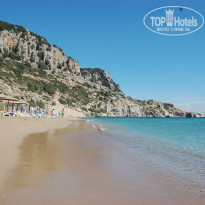 Фото отеля Kolymbia Beach 4* пляж Тсампика