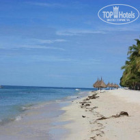 Bohol Beach Club 3* пляж - Фото отеля