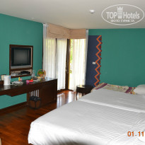 Фото отеля The Rock Beach Resort and Spa 4* Номер.