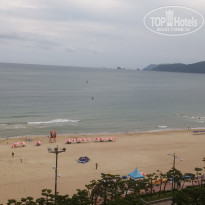 Фото отеля Paradise Hotel and Casino Pusan 5* Вид с балкона