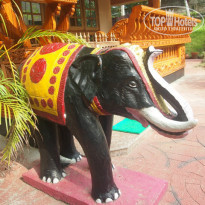 Фото отеля Ganesh House Home Stay Слоник)))