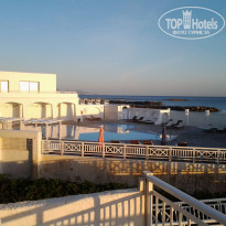 Фото отеля Knossos Beach Bungalows & Suites 4* вид с балкона номера