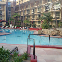 ���� ����� Los Angeles Airport Marriott 4* � ���-�������� (����������) (�� ��������), ���