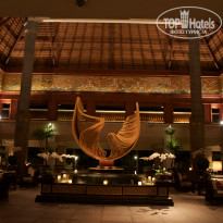 Фото отеля InterContinental Bali Resort 5* Лобби отеля