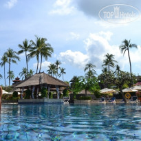 Фото отеля Nusa Dua Beach Hotel & Spa 5* главный Бассейн