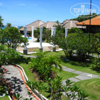 Фото отеля Sadara Boutique Beach Resort Bali 3* Вид с балкона