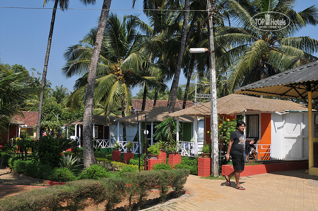 Palolem goa resorts