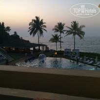 Фото отеля Vivanta by Taj Fort Aguada 5* Закат 😄