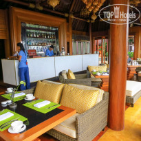 Фото отеля Four Seasons Resort Koh Samui 5* Бар на входе в ресторан