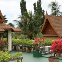 Фото отеля Thai House Beach Resort 3* вид с 3-го этажа