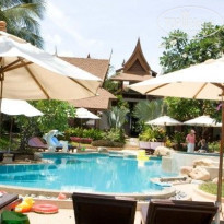 Фото отеля Thai House Beach Resort 3* бассейн