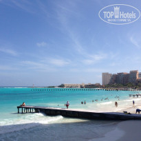 Фото отеля Riu Cancun 5* Пляж