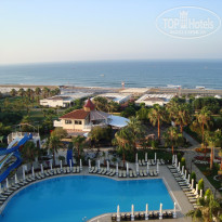 Фото отеля Bella Resort Hotels & Spa 5* Раннее утро