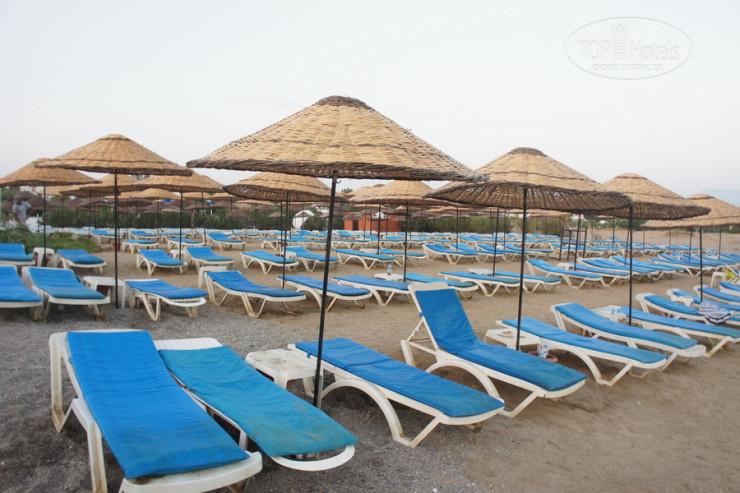Турция, Алания, THE GARDEN BEACH HOTEL 5* от 44800 рублей