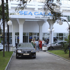 Отель Sea Galaxy Hotel Congress & Spa