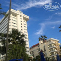 Фото отеля Jomtien Palm Beach 4*